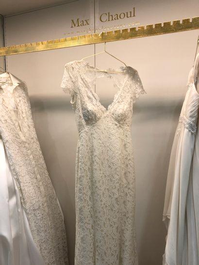1 robe de mariée