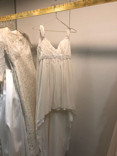 1 robe de mariée T40