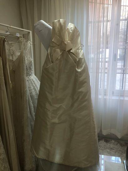 1 robe de mariée Artemis T40