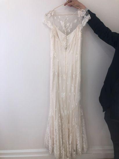 1 robe de mariée Norma T40