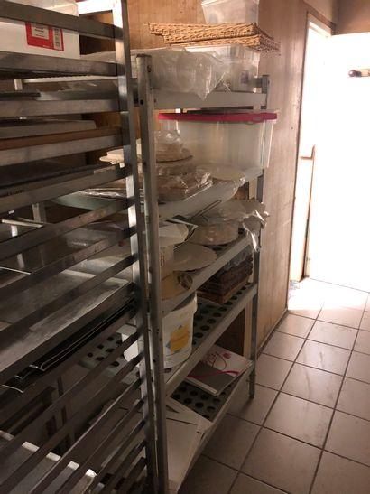 1 étagère alimentaire