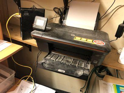 1 imprimante HP 3055A