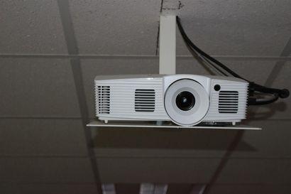 1 rétro-projecteur DELL