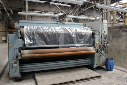 1 essoreuse BAUCE type TRC4 - 3200 - 3S - Année 2000