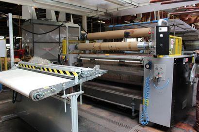 1 machine à appliquer les pigments DMS ITALIA type RC PAINT 1800/3 N°C032 équipée...