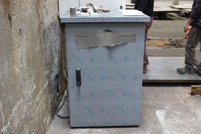 """1 préleveur réfrigéré ENDRESS avec """" hausseur ASP Station 2000 (environ 1 an)"""