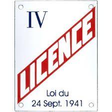 LJ A LA BONNE RENOMMEE - LICENCE IV SISE A SAINT CHEF 38890