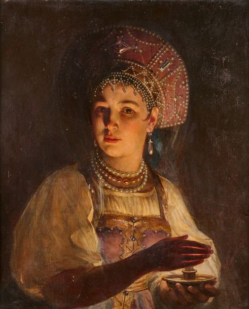 Firs Zhuravlev (1836-1901)