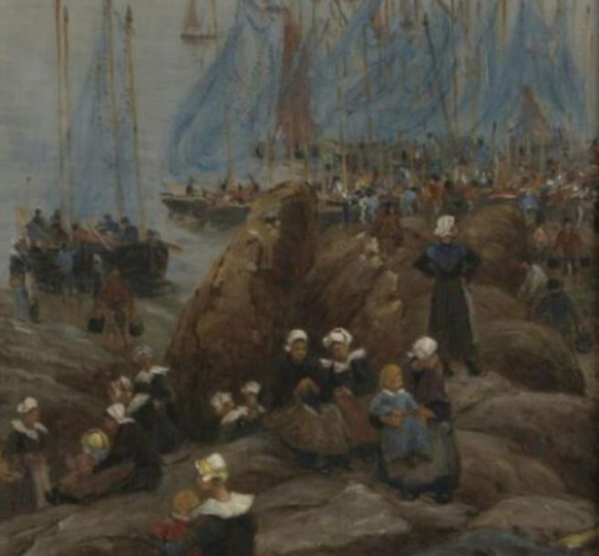 La Bretagne natale d'Alfred GUILLOU