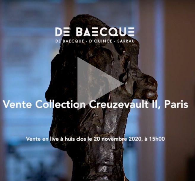 COLLECTION COLETTE CREUZEVAULT II A PARIS