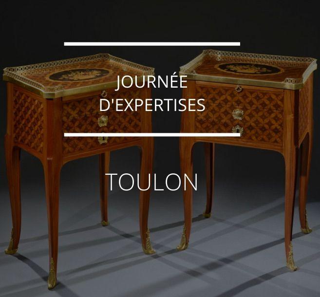 REPORTÉE - JOURNÉE D'EXPERTISES À TOULON