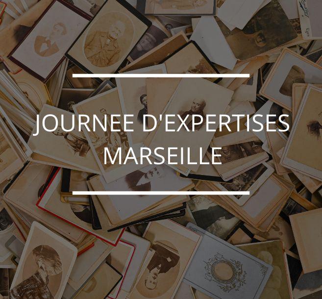 JOURNÉE D'EXPERTISES GRATUITES ET CONFIDENTIELLES - MARSEILLE
