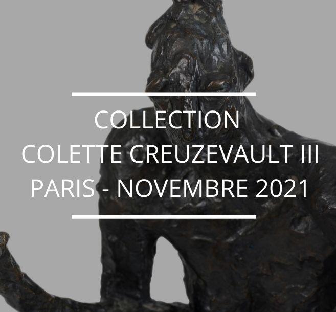 COLLECTION CREUZEVAULT - PARTIE III
