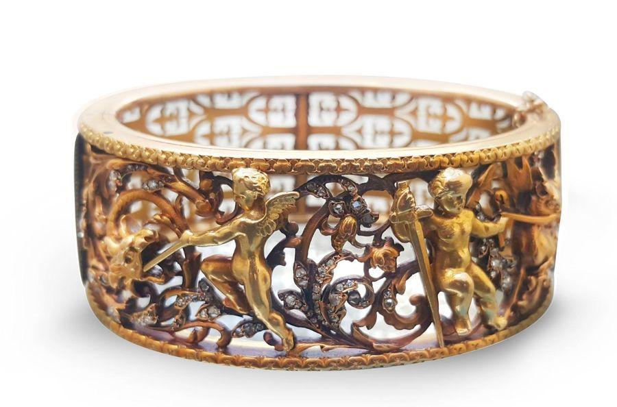 Un bracelet à la gloire de la France