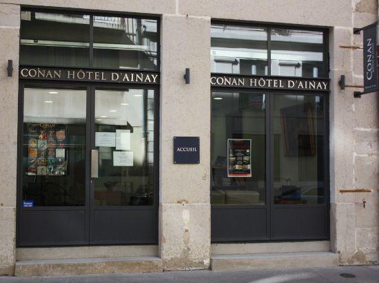 RÉOUVERTURE DE L'HOTEL DES VENTES