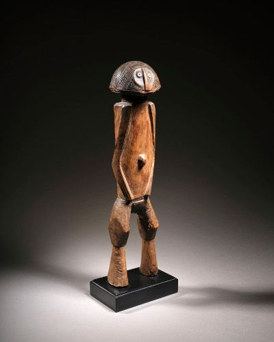 Vente du 6 novembre 2020 au 12 Drouot : cette vacation dédiée aux arts d'Afrique, d'Océanie et d'Amérique totalisait 1 111 513 €,