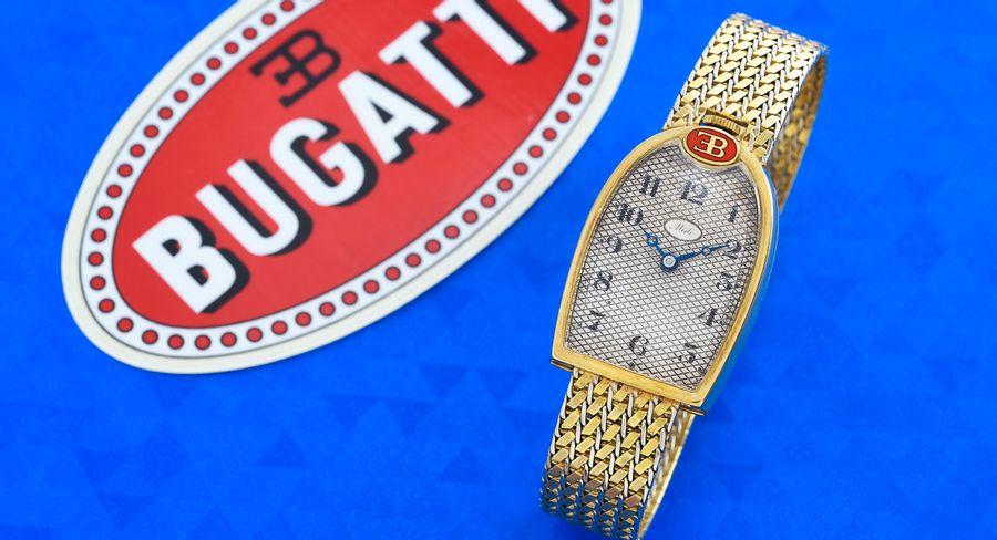 BUGATTI | La montre du patron