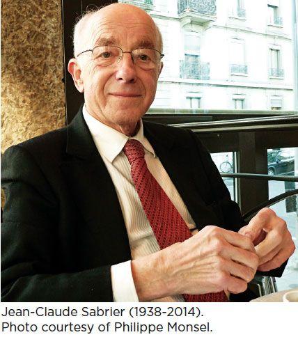 Vente de la collection Scientifique de JC SABRIER