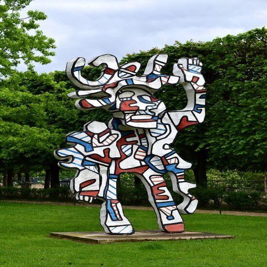 Jean Dubuffet, un artiste qui fait scandale
