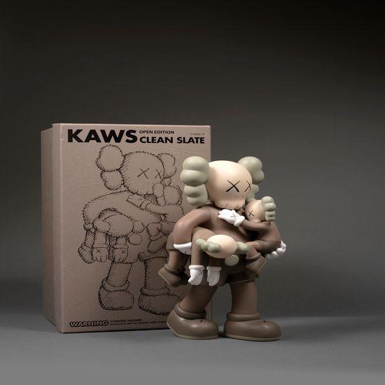 Kaws aux enchères