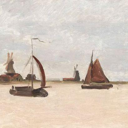 Monet, un cambriolage raté