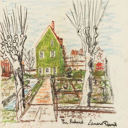 Edouard Dermit, dit Doudou, l'héritage de Jean Cocteau