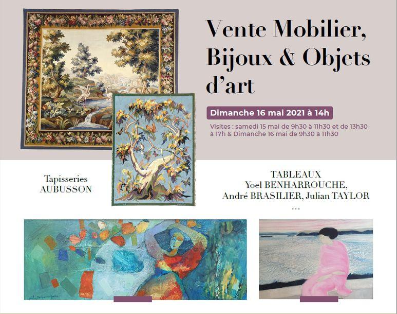EN PRÉPARATION - VENTE MOBILIER & OBJETS D'ART
