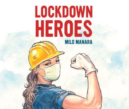 Milo Manara mobilisé pour la protection civile