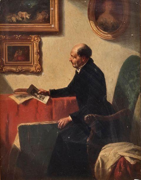 Le Collectionneur d'estampes