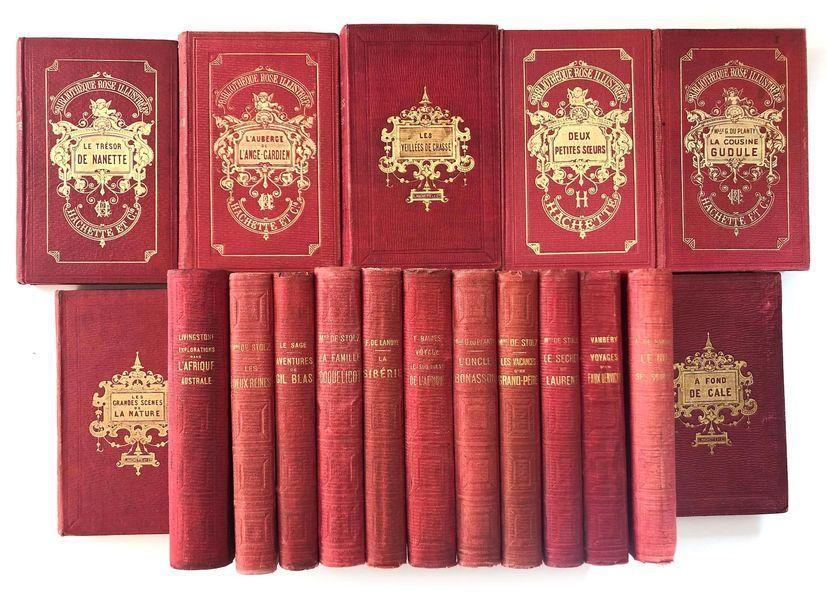 Bibliothèque rose illustrée