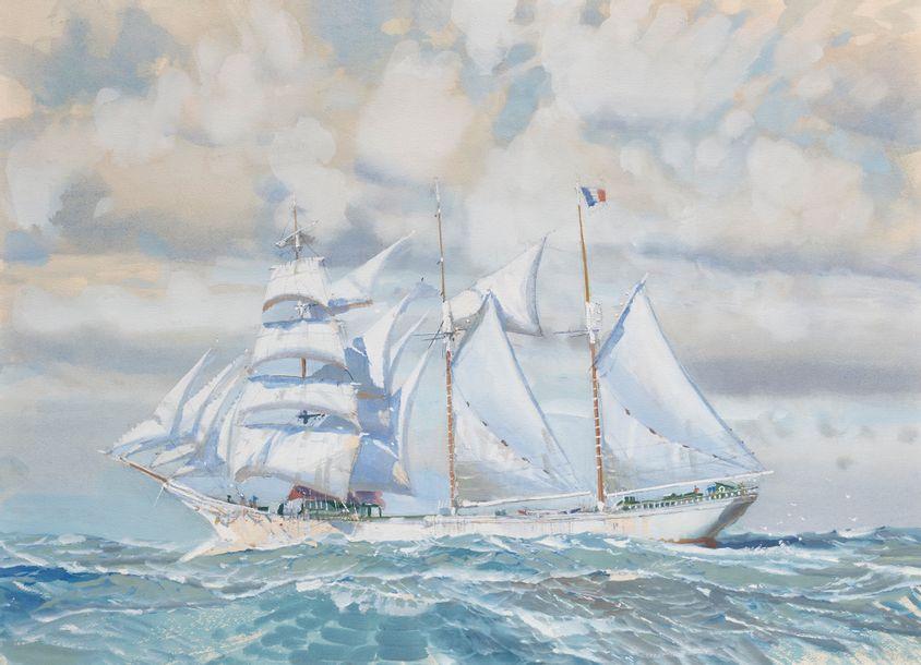 Une vie tournée vers la mer