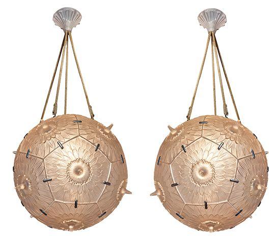 Gallé et Lalique, hymne printanier