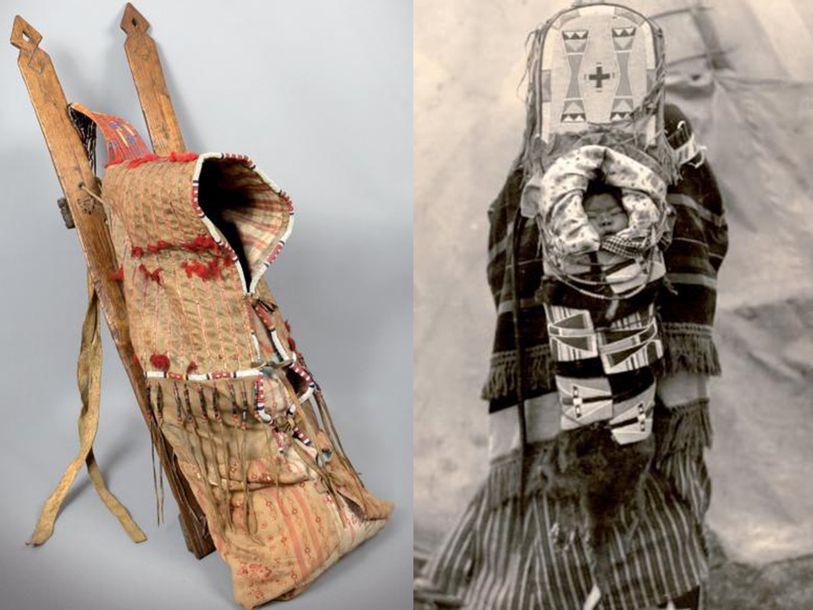 Le berceau de la tribu sioux