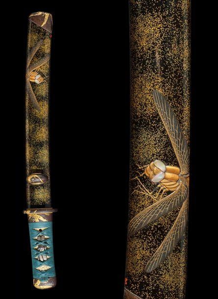 Le tranchant du sabre, la grâce de la libellule