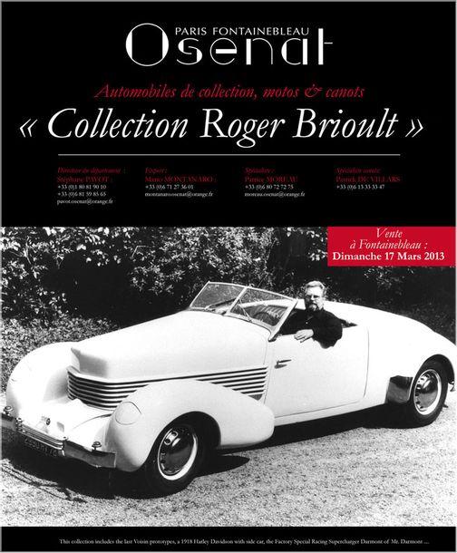 Collection de Roger Brioult