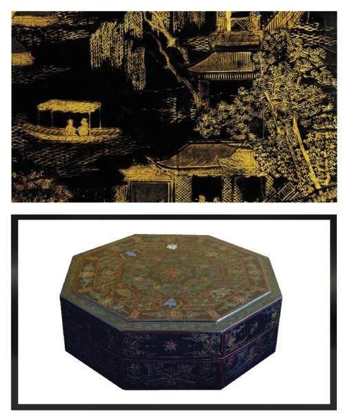 Les mercredis de Breteuil « Histoire et Techniques des Laques de Chine et du Japon »