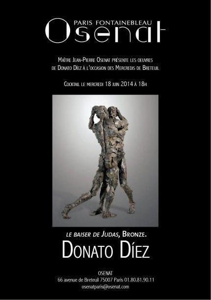 Les mercredis de Breteuil -  Exposition Donato Díez - le mercredi 18 juin 2014 à 18h