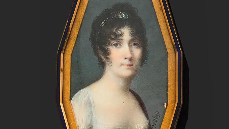 Drouot met à l'honneur l'impératrice Joséphine