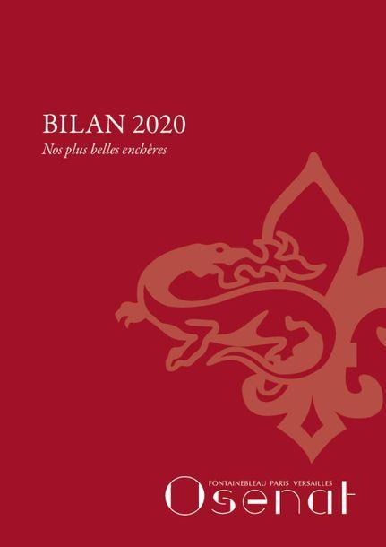 Bilan 2020 : nos plus belles enchères