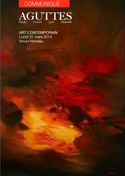 Art contemporain - 31/03/2014 - Drouot