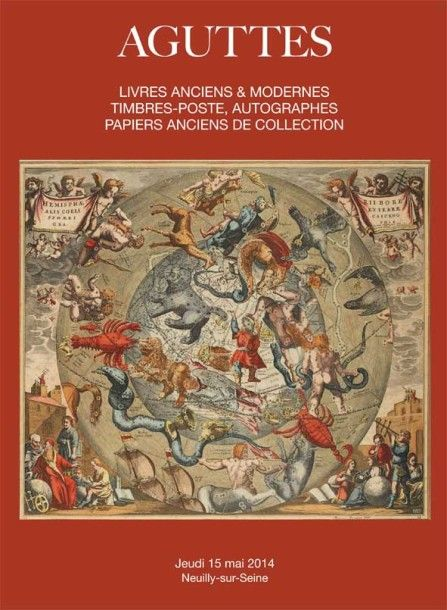 Vente LIVRES & PAPIERS ANCIENS - Jeudi 15 mai 2014