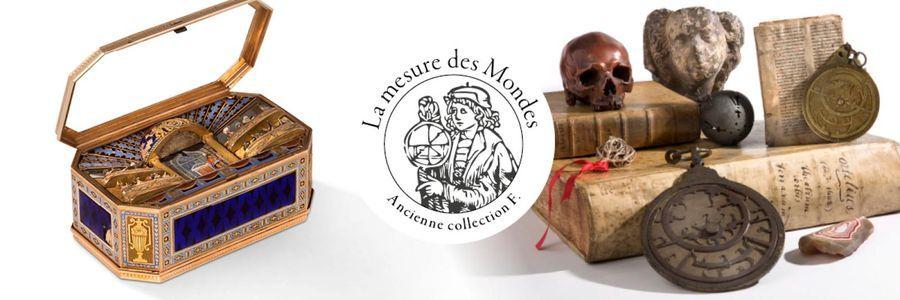 Vente LA MESURE DES MONDES, ANCIENNE COLLECTION...