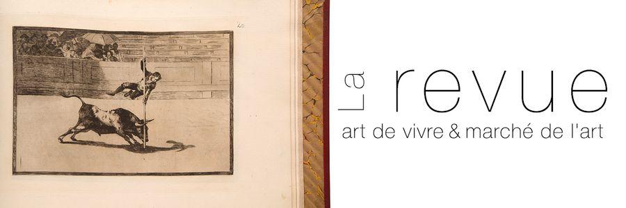 La Tauromaquia de Francisco de Goya Le célèbre...
