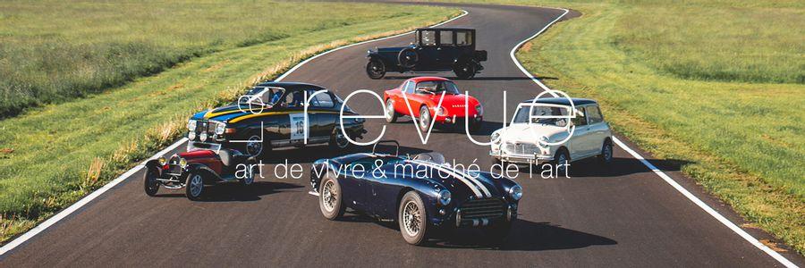 7 voitures exceptionnelles de la collection...