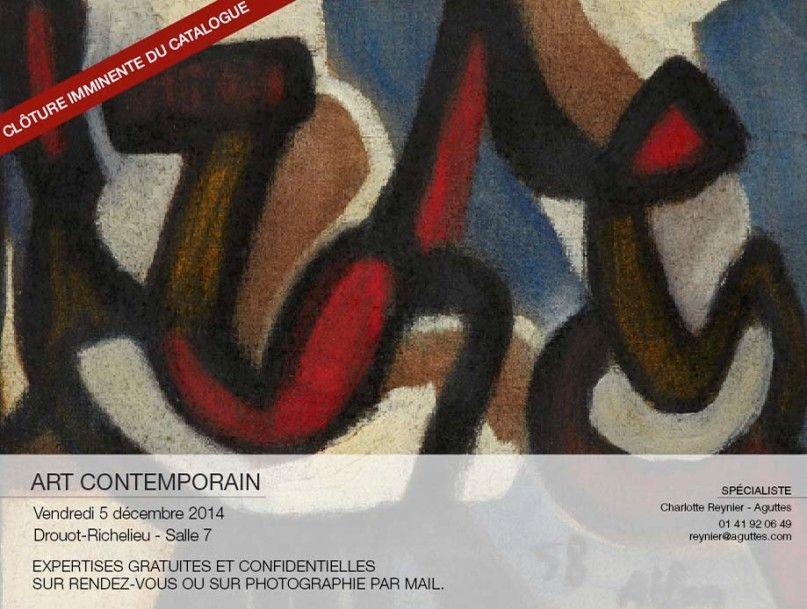 Vente en Préparation - ART CONTEMPORAIN