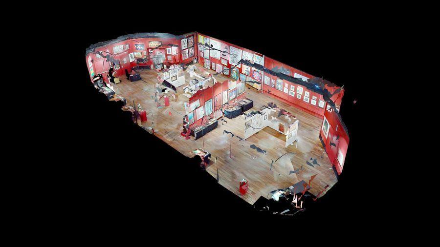 EXPOSITION VIRTUELLE ART MODERNE / ART CONTEMPORAIN - 27 OCTOBRE 2020