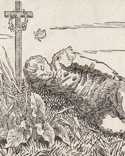 [PODCAST ILLUSTRÉ] Sauvées de l'oubli, deux gravures de Friedrich totalisent 80.640€