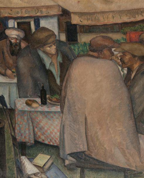 ANTHONY ANGAROLA, hommage à un artiste majeur de l'art américain des 1920's