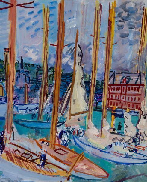 1,4M€ pour la vente d'art impressionniste et moderne