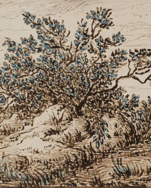 Tendance du marché : l'engouement pour les dessins de Théodore Rousseau